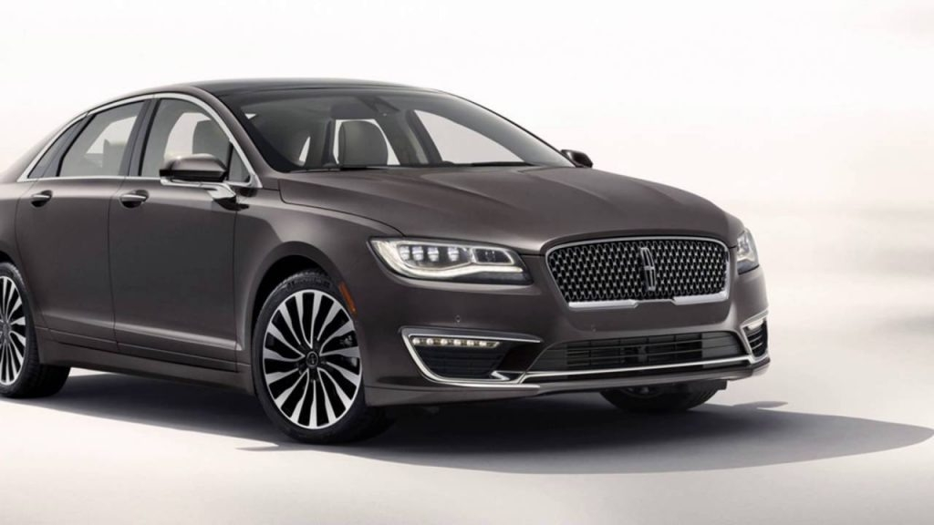 The 2019 Lincoln MKZ Hybrid New Release