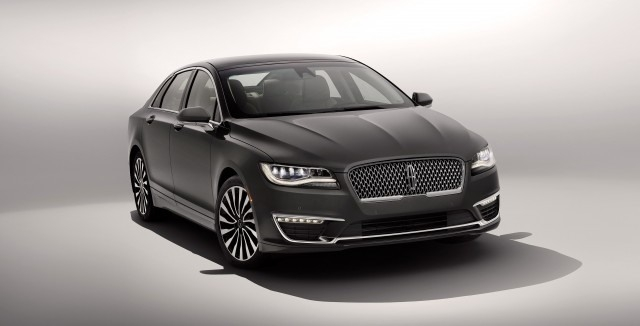 2019 Lincoln MKZ Hybrid New Release