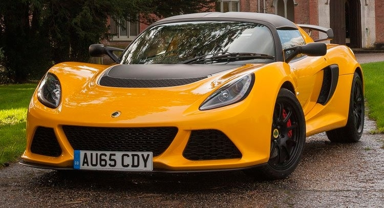 New 2019 Lotus Exige Price and Release date