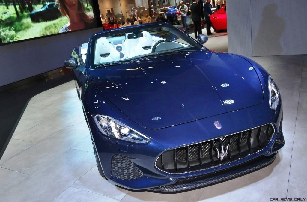 The 2019 Maserati Granturismo Handsome  For Handsome You Specs and Review