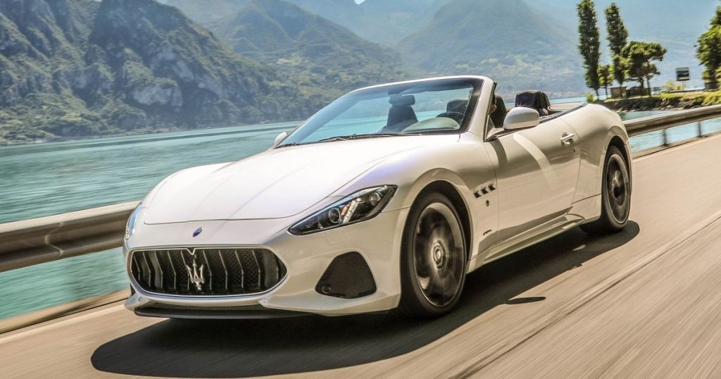 2019 Maserati Granturismo Handsome  For Handsome You First Drive