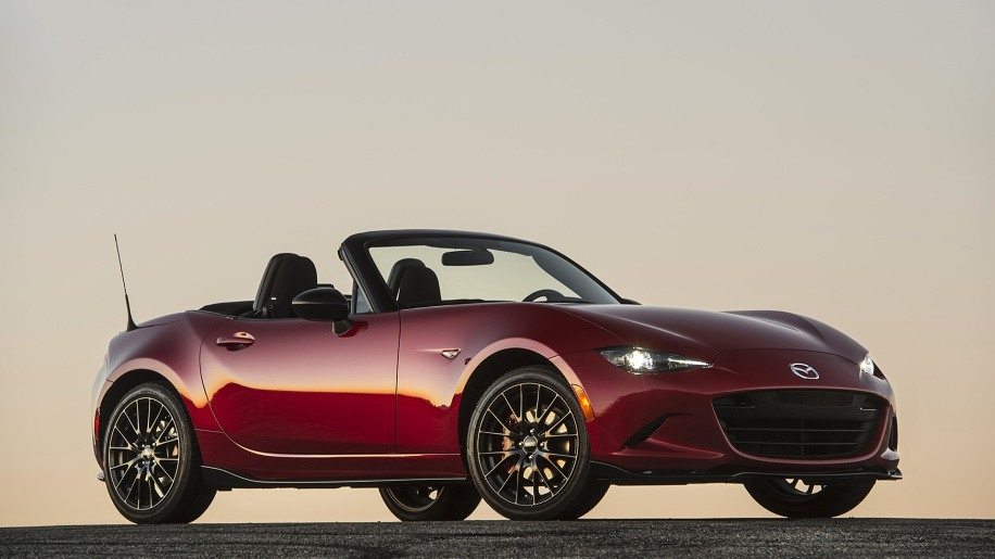 The 2019 Mazda Mx 5 Miata Exterior
