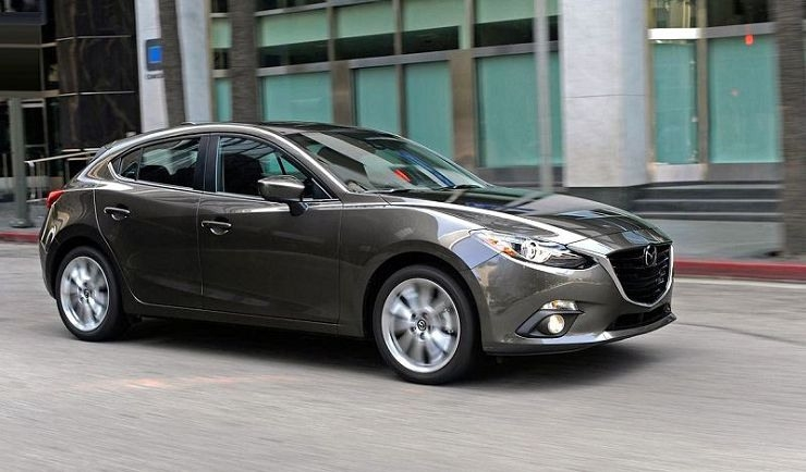 2019 Mazda3 I Sport Review and Specs