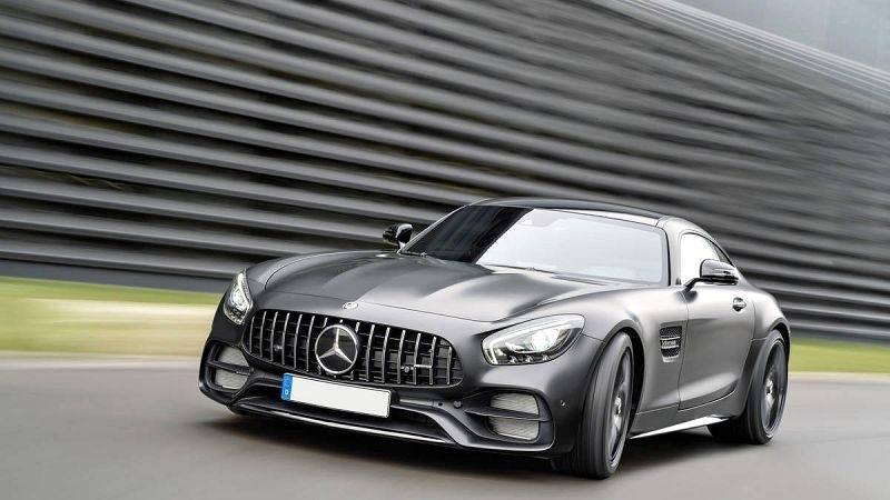 Best 2019 Mercedes Amg Gt S First Drive