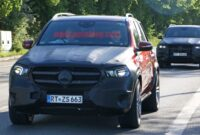 New 2019 Mercedes GLE First Drive