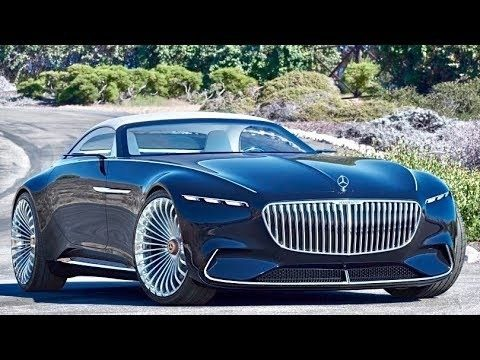 2019 Mercedes Maybach Exterior