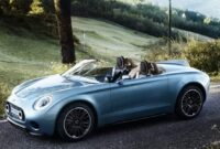 2019 Mini Superleggera Vision Interior