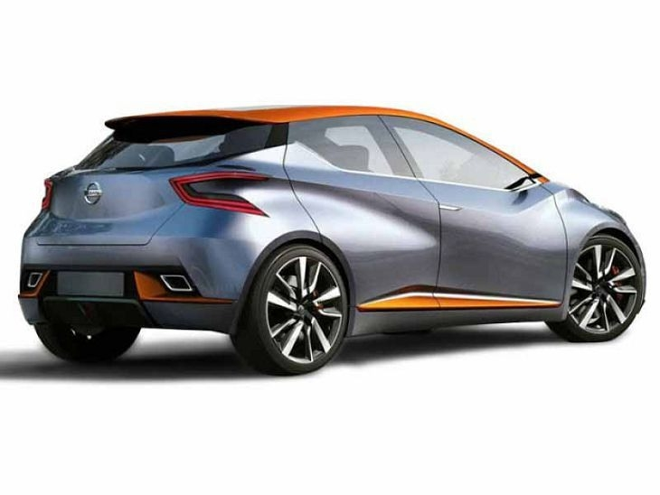 The 2019 Nissan MiCRa Picture