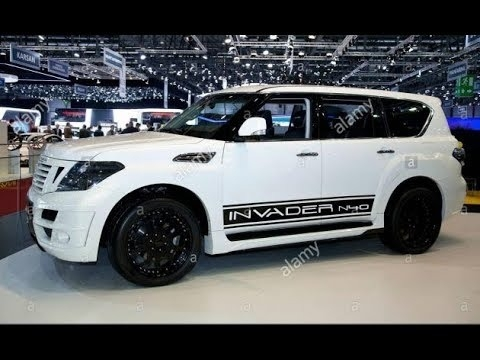 New 2019 Nissan Patrol New Review