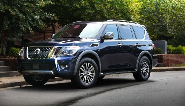 The 2019 Nissan Patrol Review and Specs