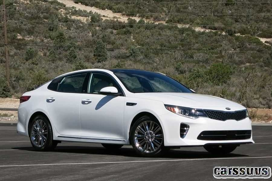 2019 Optima Sx Specs and Review