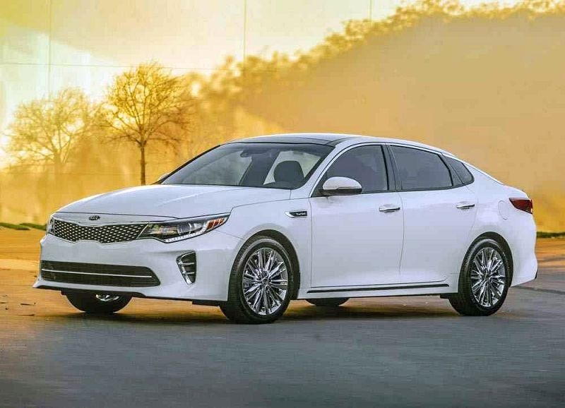 The 2019 Optima Sx New Review
