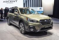 The 2019 Outback New Review