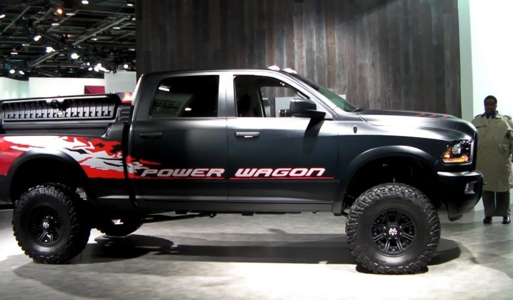 New 2019 Power Wagon First Drive