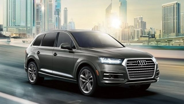 New 2019 Q7 Audi Review and Specs