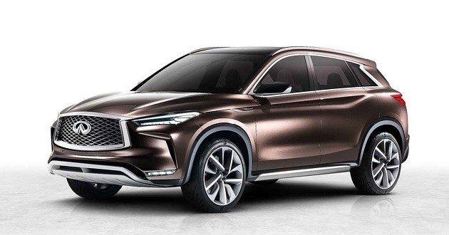New 2019 Qx50 Release Date Picture