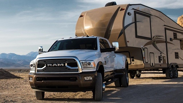 The 2019 Ram 3500 Overview