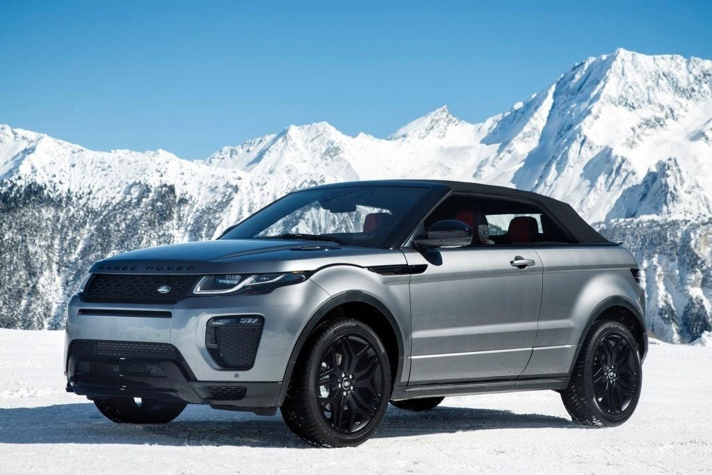 The 2019 Range Rover Evoque Xl Release Date