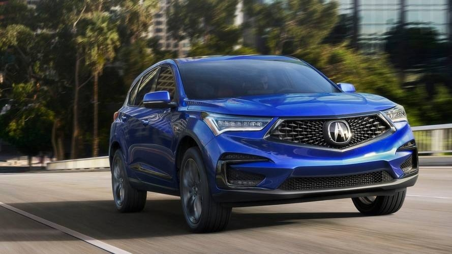Best 2019 Rdx Pricing Picture