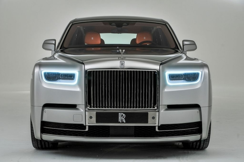 The 2019 Rolls Royce Phantom Overview