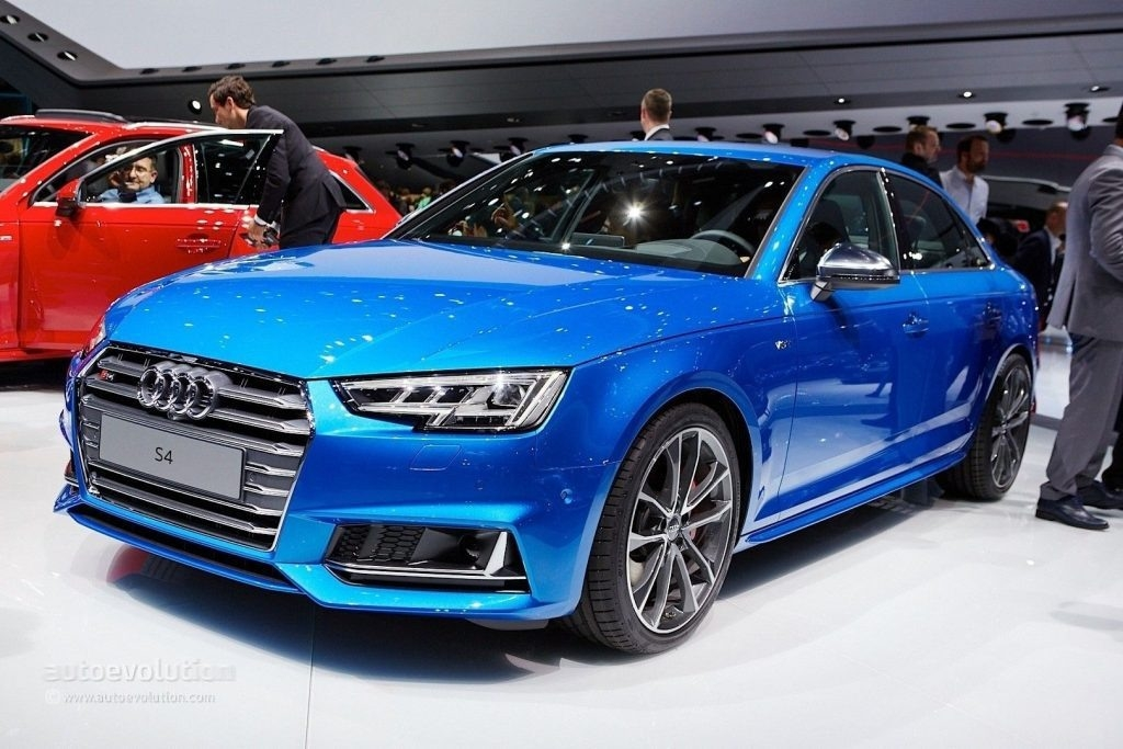 New 2019 S4 Audi First Drive