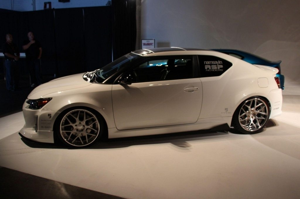 The 2019 Scion Tced New Review