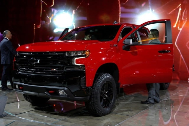 The 2019 Silverado 1500 Diesel New Release