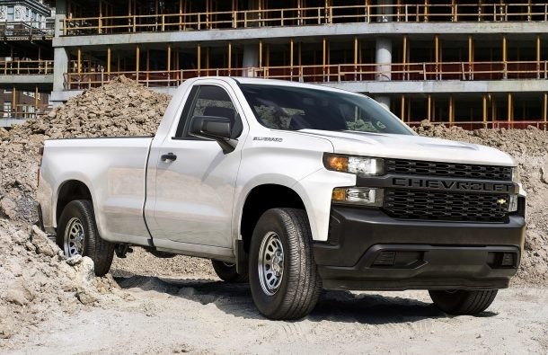 The 2019 Silverado Extended Cab Review
