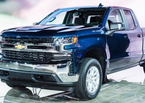 New 2019 Silverado Extended Cab Price and Release date