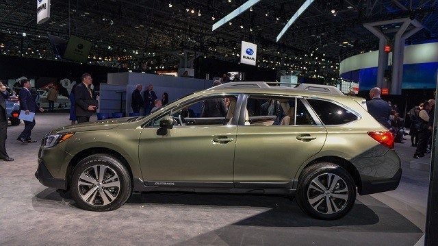 The 2019 Subaru Outback Price and Release date