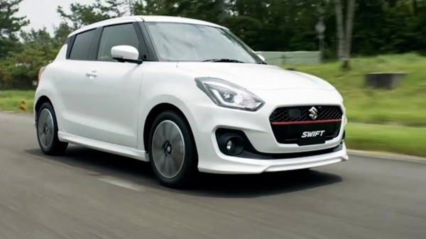 The 2019 Suzuki Swift Review