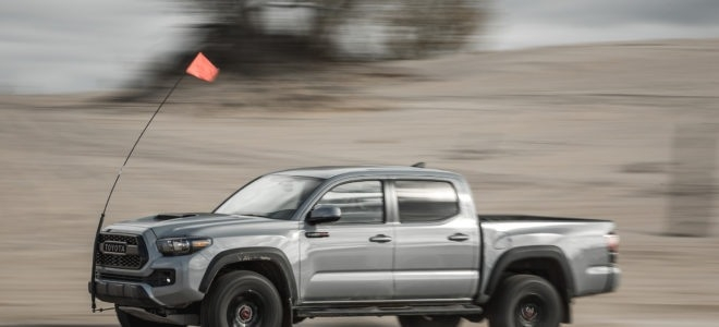 The 2019 Tacoma Engine Issues Picture