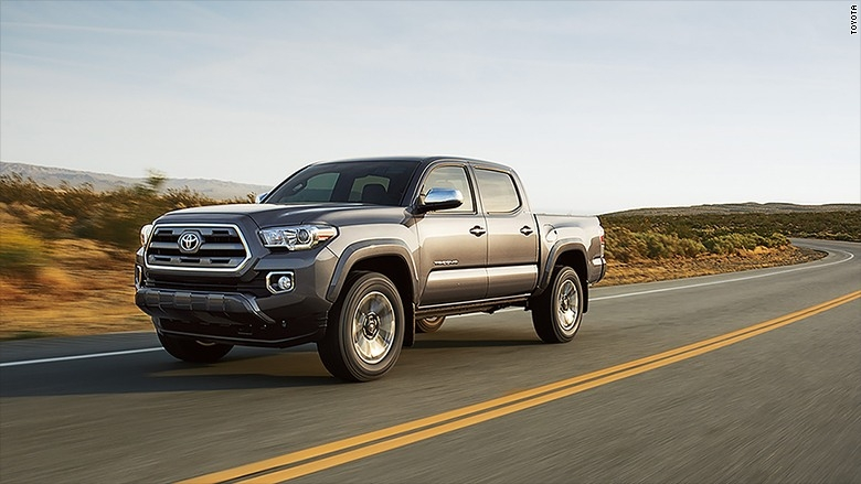 2019 Tacoma Engine Issues Exterior