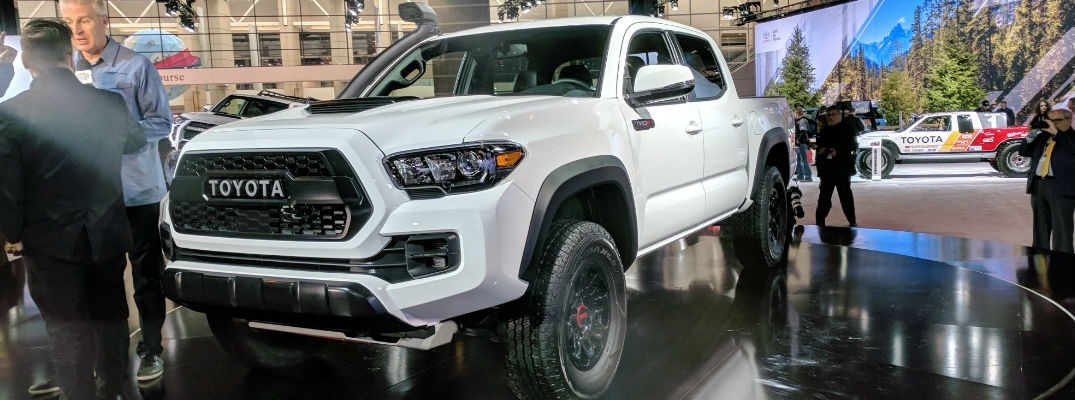 New 2019 Tacoma Mpg Picture