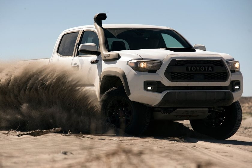 2019 Tacoma Msrp New Interior