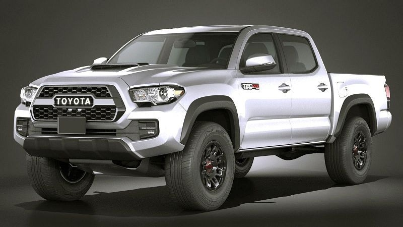 Best 2019 Tacoma Toyota Price and Release date