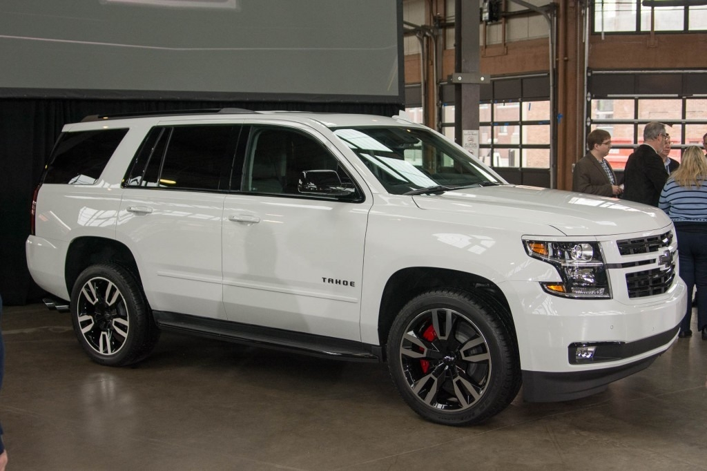 New 2019 Tahoe Denali Interior – Cars Studios