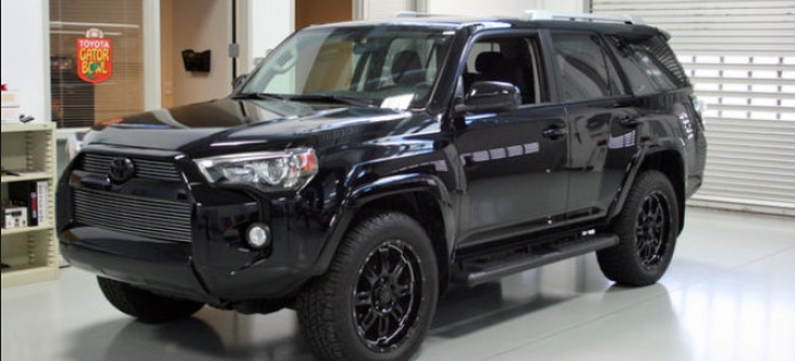 The 2019 Toyota 4 Runner New Release