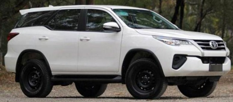 2019 Toyota 4 Runner Picture