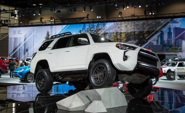 The 2019 Toyota 4Runner New Review