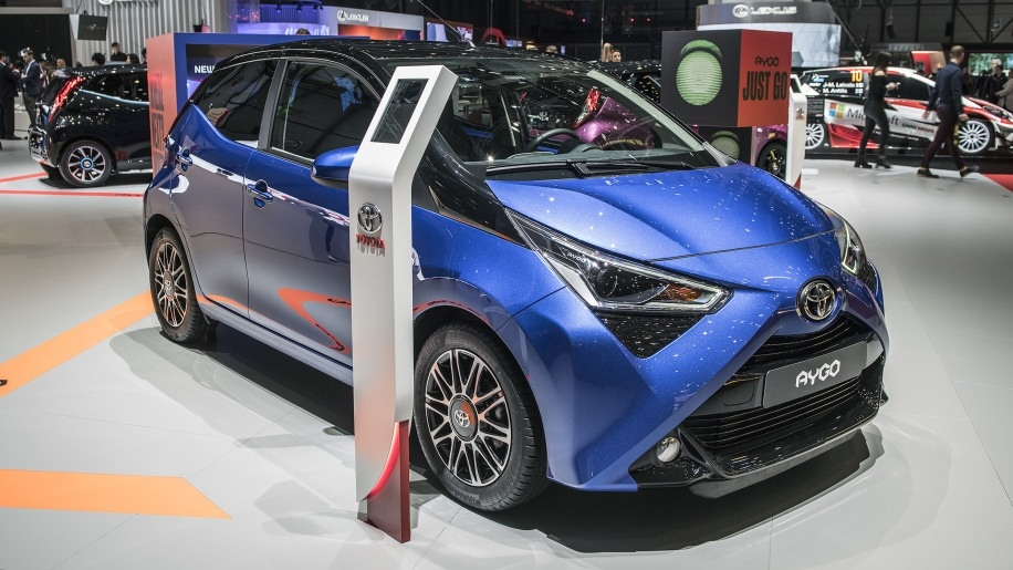 Best 2019 Toyota Aygo New Review