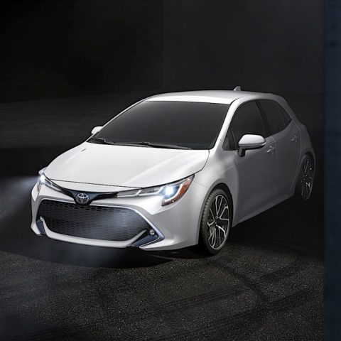 New 2019 Toyota Corolla ial Edition Picture