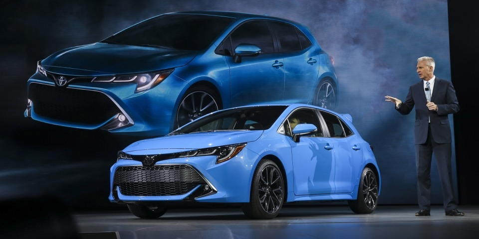 Best 2019 Toyota Corolla ial Edition First Drive