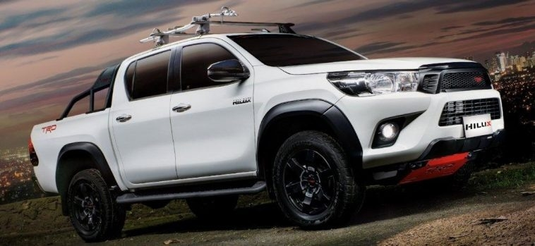 Best 2019 Toyota Hilux Review