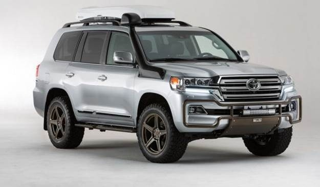 2019 Toyota Land CRuiser Diesel Specs and Review