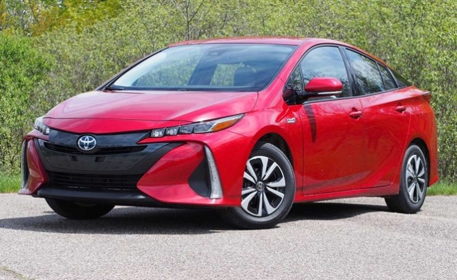 Best 2019 Toyota PriusPictures Review
