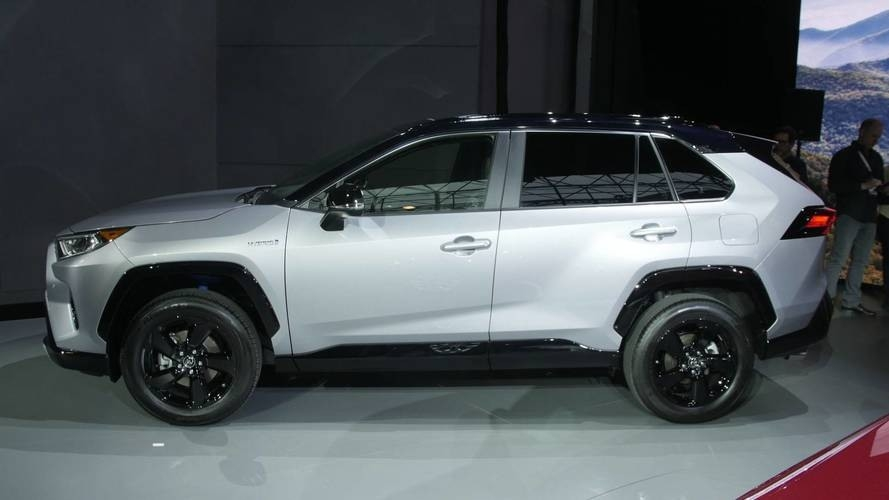 2019 Toyota Rav4 Hybrid Review and Specs