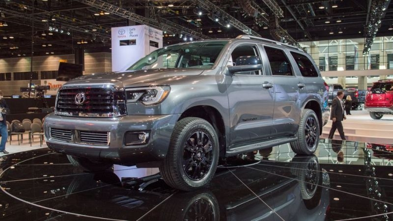 Best 2019 Toyota Sequoia Release date and Specs