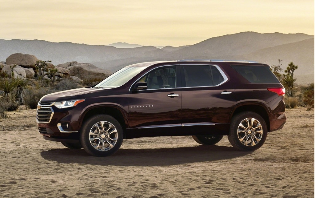 New 2019 Traverse New Review
