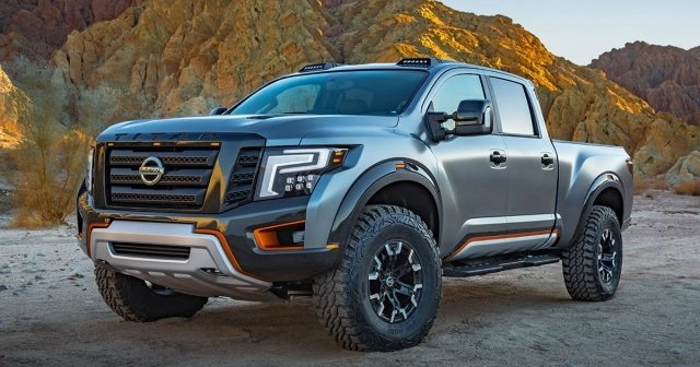New 2019 Truck First Drive